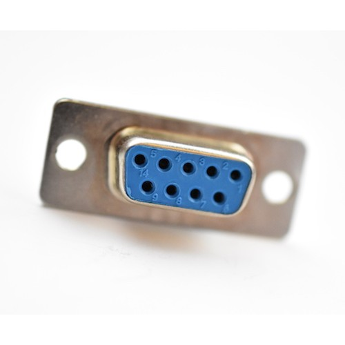 Female DSUB 9 WAY connector