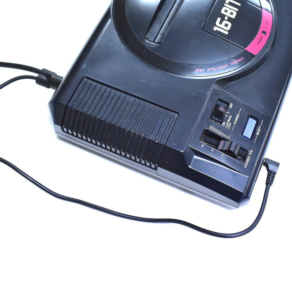 Sega Mega Drive Genesis 1 RGB SCART Stereo