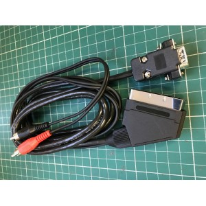 Analogue Nt mini RGB SCART cable