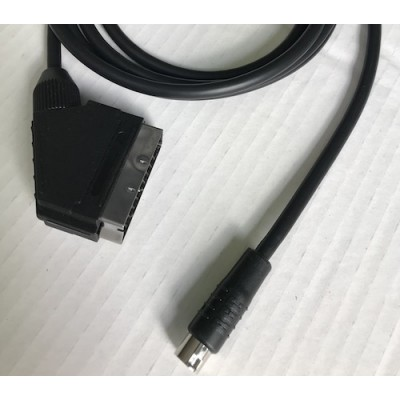 Omega CMVS PACKAPUNCH RGB SCART cable