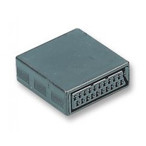 Female SCART to Female SCART Coupler