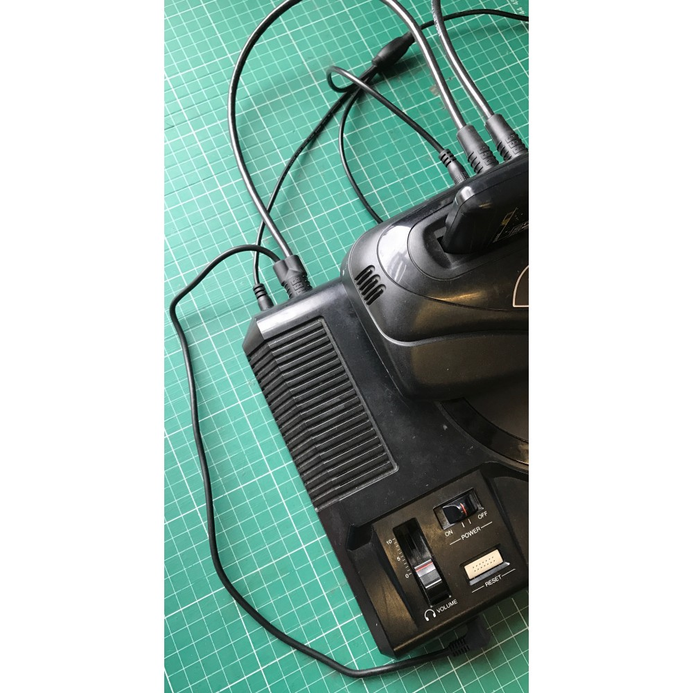 Sega 32X to Mega Drive 1 Patch Link Cable Lead with stereo sound