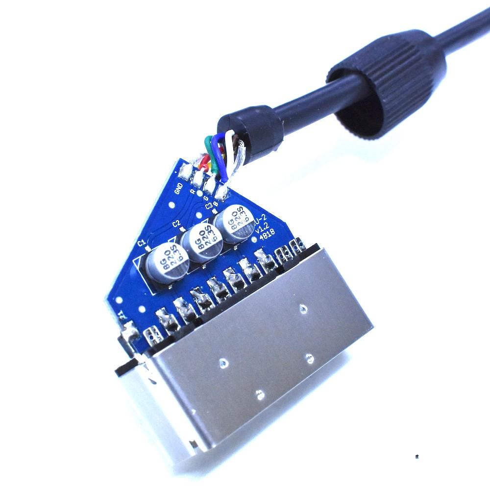 NTSC Super Nintendo PACKAPUNCH RGB SCART