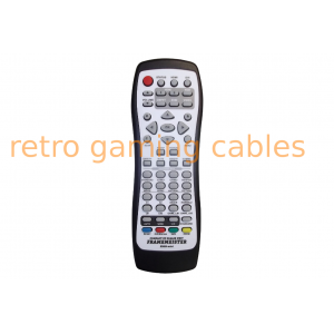 XRGB Mini Framemeister English Remote Translation Overlay lexan