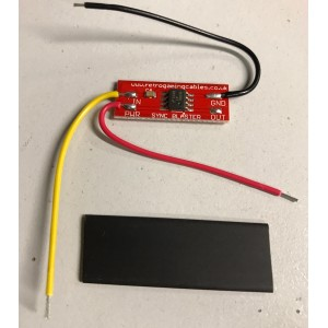 Sync Blaster Stripper PCB with LM1881