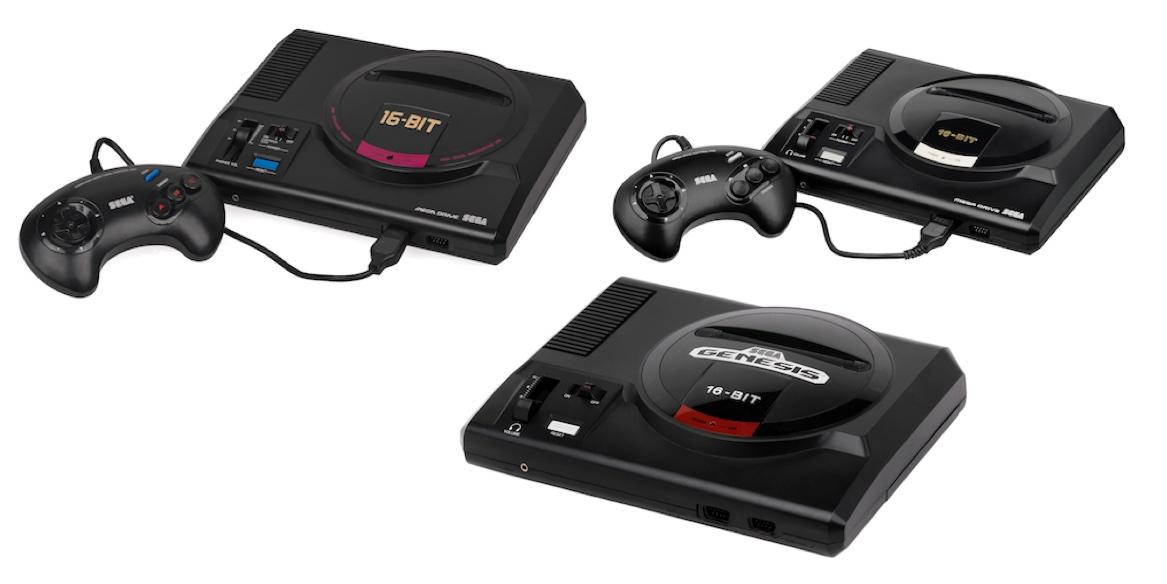 Sega Mega Drive Genesis Master System Saturn Audio Video